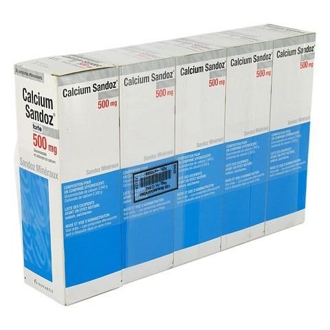 Calcium-Sandoz forte 100 Stück N3