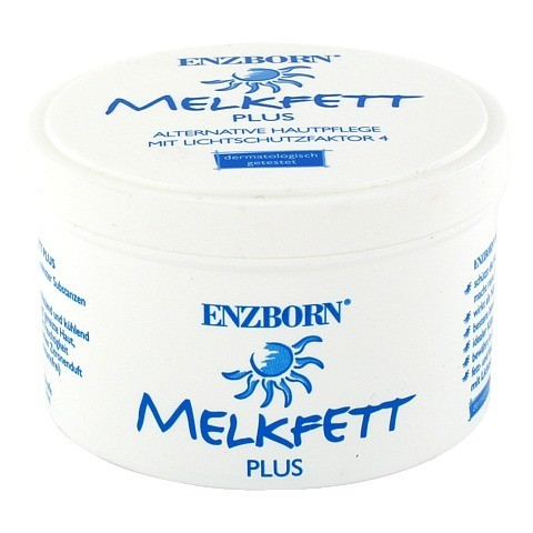 MELKFETT plus Enzborn Hafi 250 Milliliter