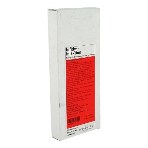 INFIDYS Injektion Ampullen 10x5 Milliliter N1
