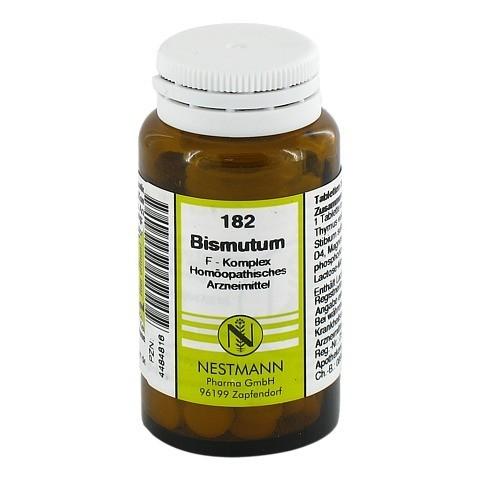 BISMUTUM F Komplex Tabletten Nr.182 120 Stück