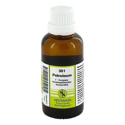 PETROLEUM F Komplex Nr.301 Dilution 50 Milliliter N1