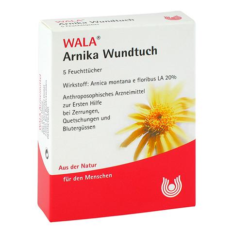ARNIKA WUNDTUCH 5 Stück