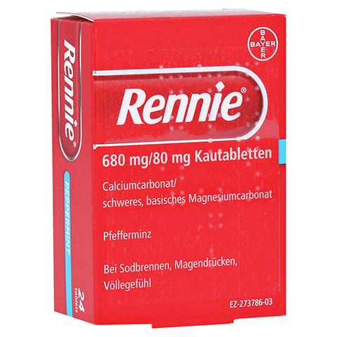 Rennie 24 Stück N1