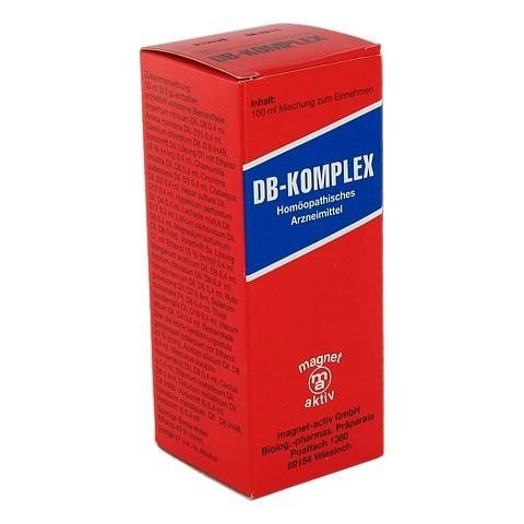 DB Komplex Tropfen 100 Milliliter N2