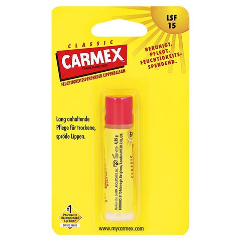 CARMEX Lippenbalsam f.trockene spröde Lippen Sti. 4.25 Gramm