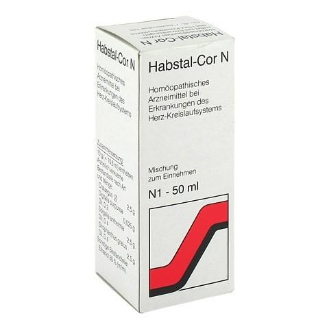 HABSTAL COR N Tropfen 50 Milliliter N1