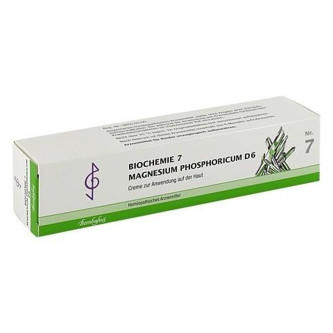 BIOCHEMIE 7 Magnesium phosphoricum D 6 Creme 100 Milliliter N2