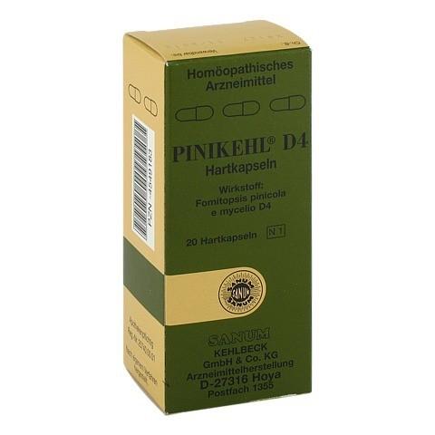 PINIKEHL Kapseln D 4 20 Stück N1