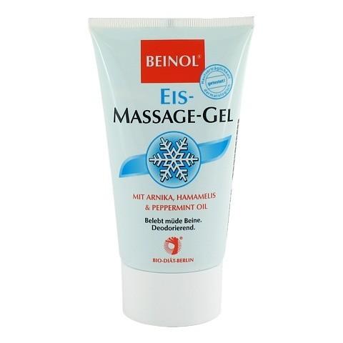 BEINOL Massage Eis Gel 150 Milliliter