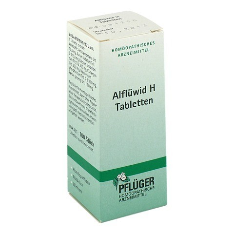 ALFLÜWID H Tabletten 100 Stück N1