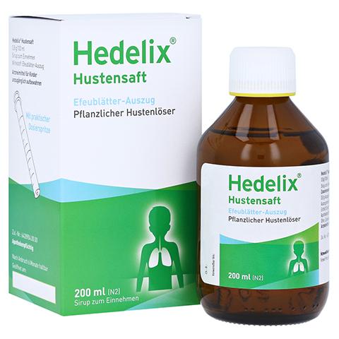 Hedelix Hustensaft 200 Milliliter N2