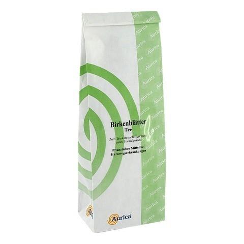 Birkenblätter Tee Aurica 100 Gramm