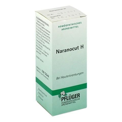 NARANOCUT H Tabletten 100 Stück N1
