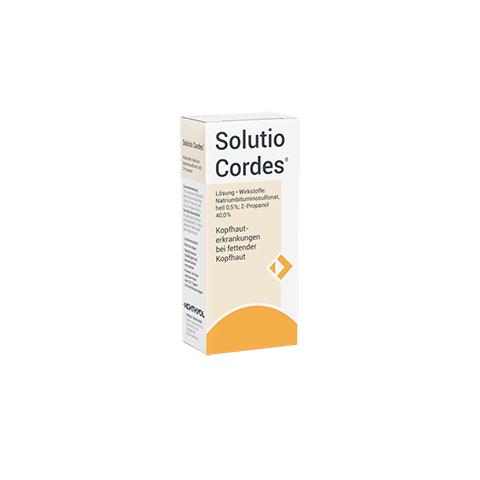 SOLUTIO CORDES Lösung 120 Milliliter N1