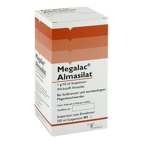 Megalac Almasilat Flasche 250 Milliliter N1