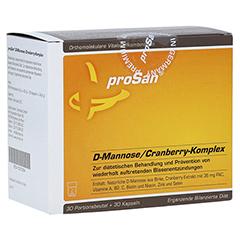 PROSAN D-Mannose/Cranberry-Komplex 2x30 Stück