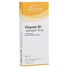 VITAMIN B1 Injektopas 25 mg Injektionslösung 10x1 Milliliter N2