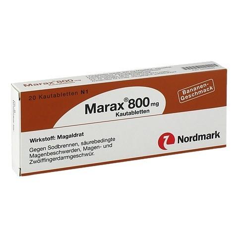 Marax 800 20 Stück N1