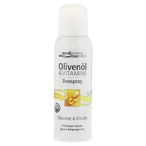 OLIVENÖL & Vitamine Deospray 125 Milliliter