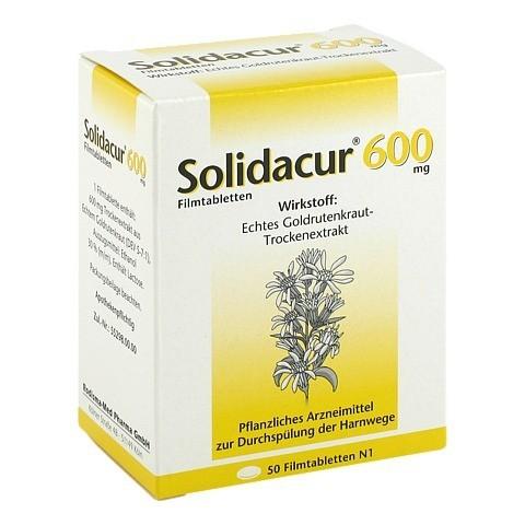 Solidacur 600mg 50 Stück N1
