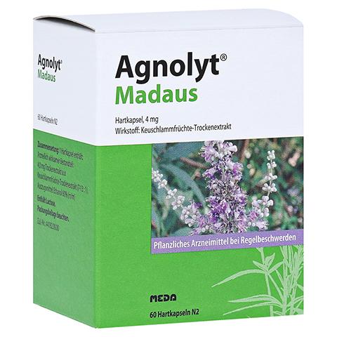 Agnolyt MADAUS 60 Stück N2
