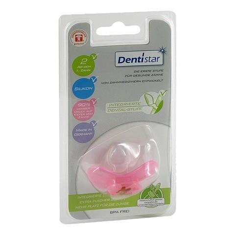 DENTISTAR BS Silikon ohne Ring Babys mit Zähnen 1 Stück