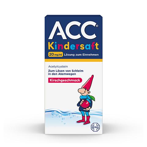 ACC Kindersaft 100 Milliliter N2