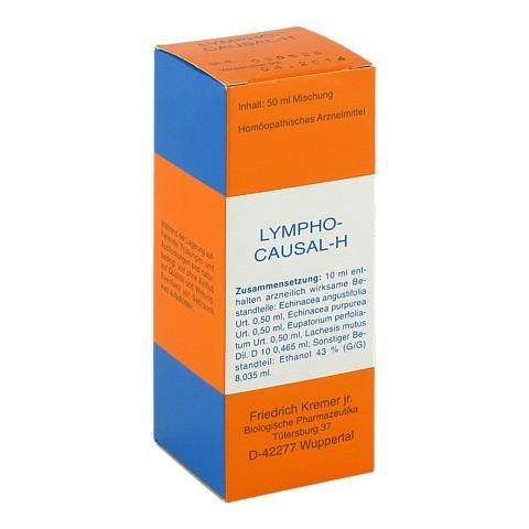 LYMPHOCAUSAL H Tropfen 50 Milliliter N1