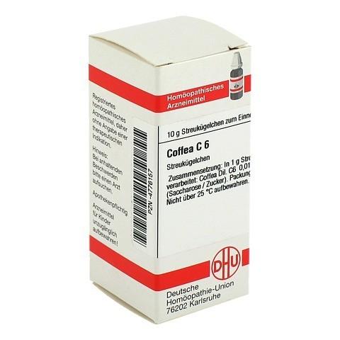 COFFEA C 6 Globuli 10 Gramm N1