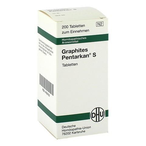 GRAPHITES PENTARKAN S Tabletten 200 Stück N2