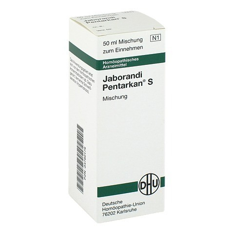 JABORANDI PENTARKAN S Liquidum 50 Milliliter N1