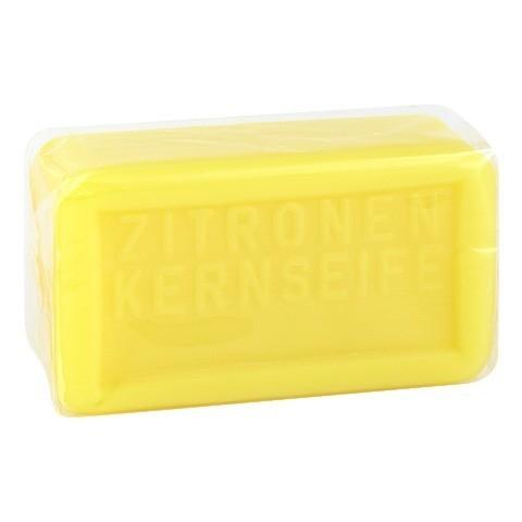 KAPPUS Kernseife Zitrone cellophaniert 150 Gramm