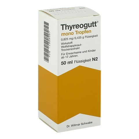 THYREOGUTT mono Tropfen 50 Milliliter N2