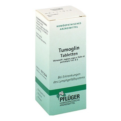 TUMOGLIN Tabletten 100 Stück N1
