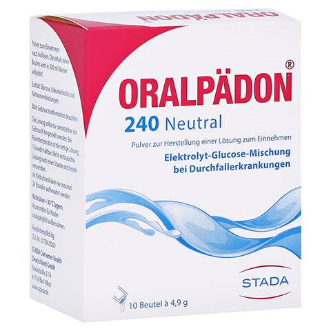 Oralpädon 240 Neutral 10 Stück N1