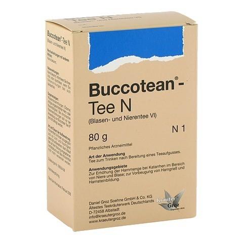 Buccotean N 80 Gramm N1