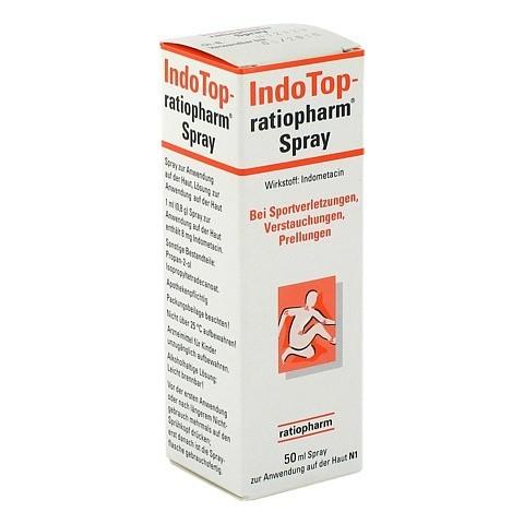 Indo Top-ratiopharm 50 Milliliter N2