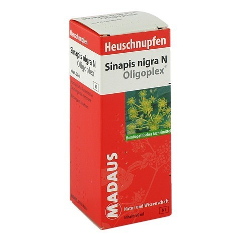 SINAPIS NIGRA N Oligoplex Heu Liquidum 50 Milliliter N1