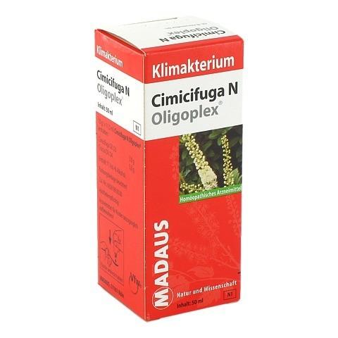 CIMICIFUGA N Oligoplex Wechsel Liquidum 50 Milliliter N1