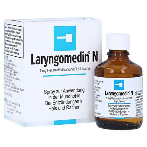 Laryngomedin N 45 Gramm N2
