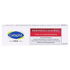 CETAPHIL Redness Control Creme z Symptombehandlung 30 Milliliter - Vorderseite
