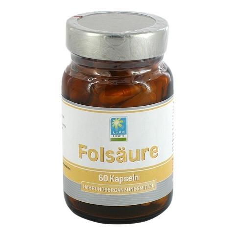 FOLSÄURE 1 mg Kapseln 60 Stück