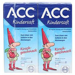 ACC Kindersaft 200 Milliliter N3 - Vorderseite