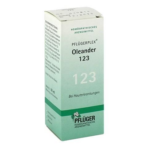 PFLÜGERPLEX Oleander 123 Tropfen 50 Milliliter N1