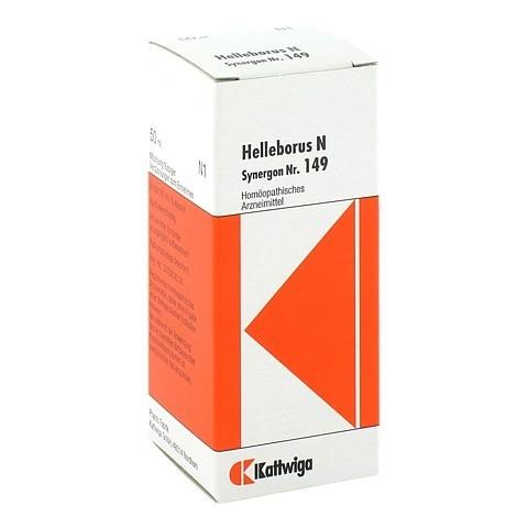 SYNERGON KOMPLEX 149 Helleborus N Tropfen 50 Milliliter N1