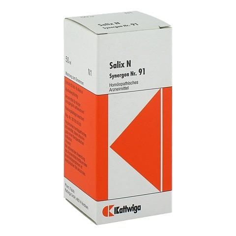 SYNERGON KOMPLEX 91 Salix N Tropfen 50 Milliliter N1