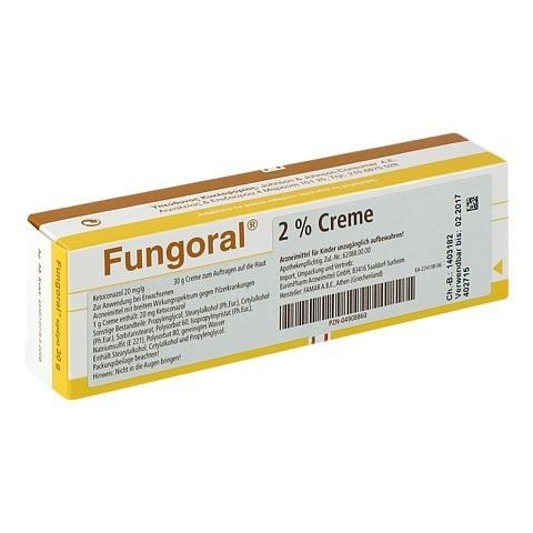 Fungoral 2% 30 Gramm N1