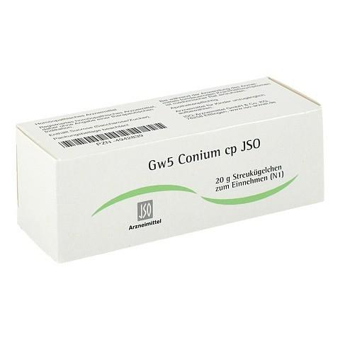 JSO Gw 5 Conium cp Globuli 20 Gramm N1