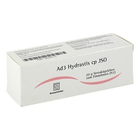 JSO Ad 3 Hydrastis cp Globuli 20 Gramm N1