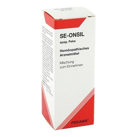 SE-ONSIL spag.Peka Tropfen 30 Milliliter N1